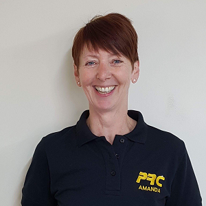 Amanda Ritchens - Owner of PRC MOT & Office Manager