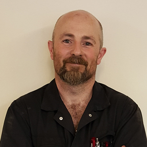 Paul Ritchens - Owner of PRC MOT, Senior Technician & MOT Tester